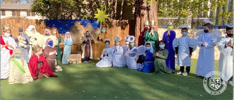 OUR REIMAGINED ANNUAL CHRISTMAS PAGEANT