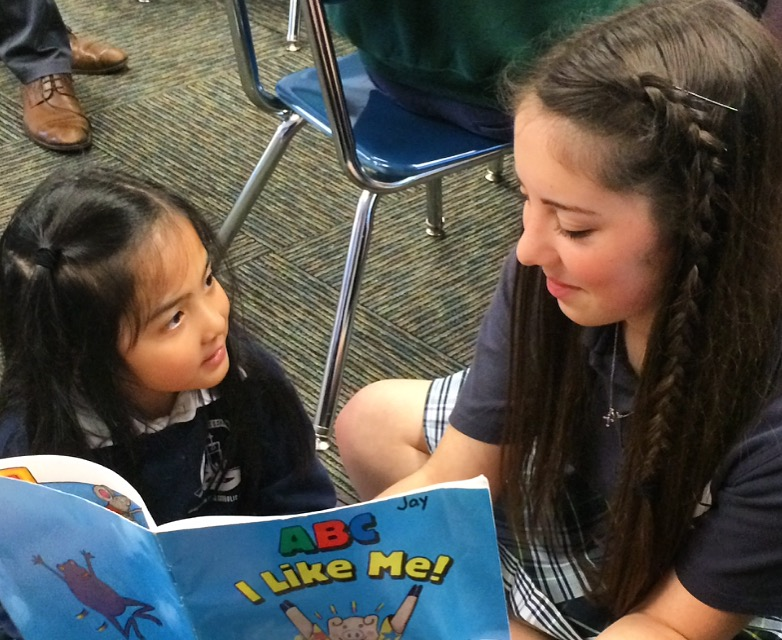 Reading Buddies Image